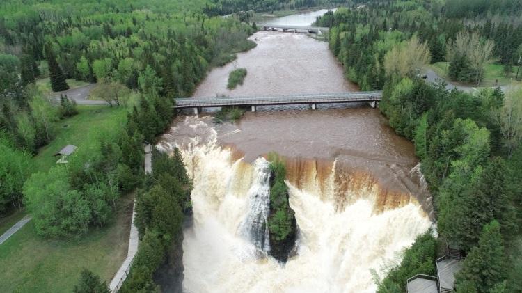 Kakabaka Falls - Ontario